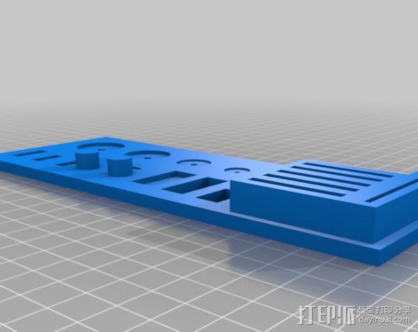 Lulzbot工具盒 3D模型  图5