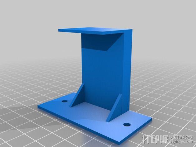 耳机 挂钩 3D模型  图2