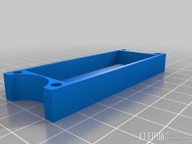 钻头 托盘 3D模型  图4