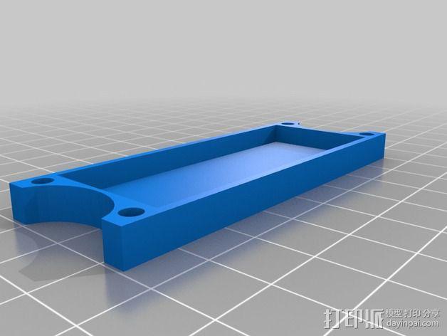 钻头 托盘 3D模型  图2