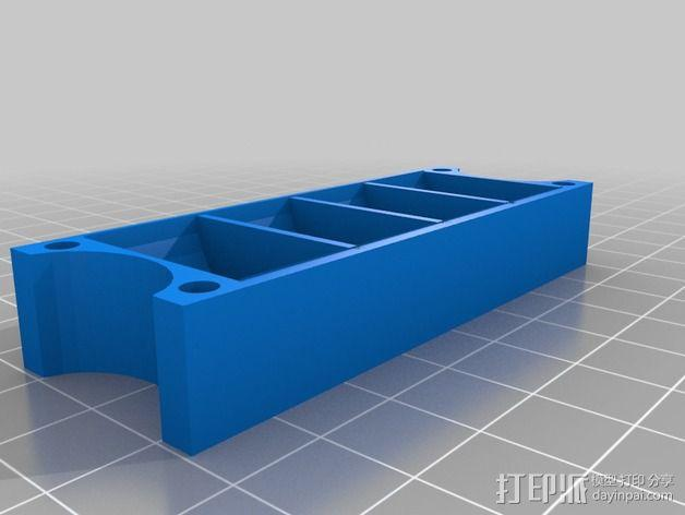 钻头 托盘 3D模型  图3