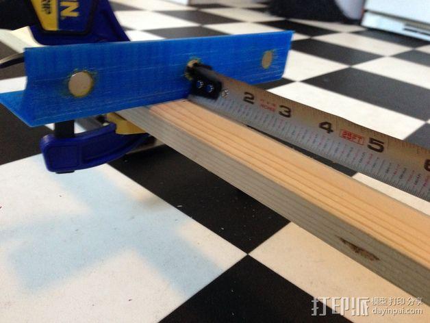 手锯 引导装置 3D模型  图3