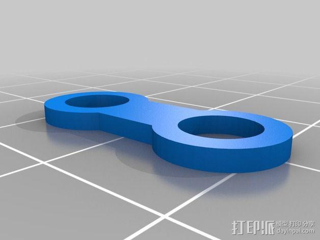 夹具/夹钳 3D模型  图4