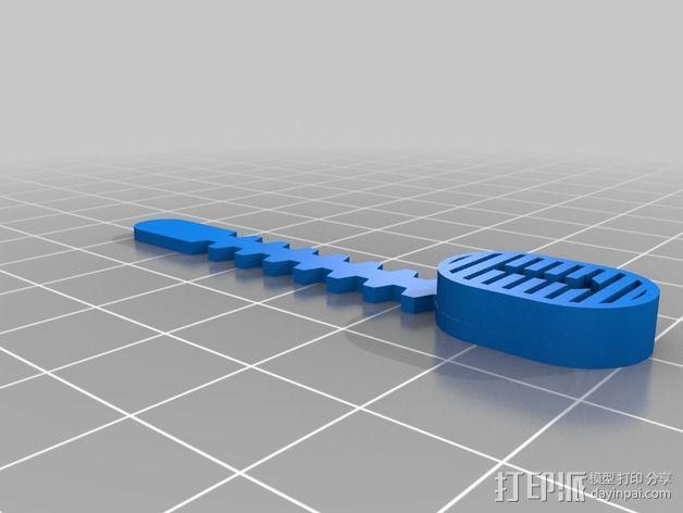 夹具/夹钳 3D模型  图6