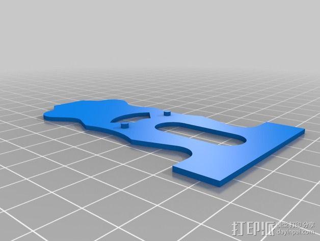 夹具/夹钳 3D模型  图12