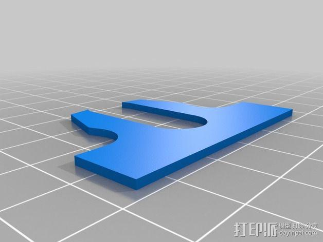 夹具/夹钳 3D模型  图13