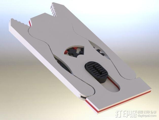 夹具/夹钳 3D模型  图14