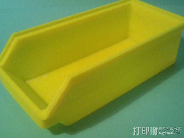 可堆叠小盒 3D模型  图5