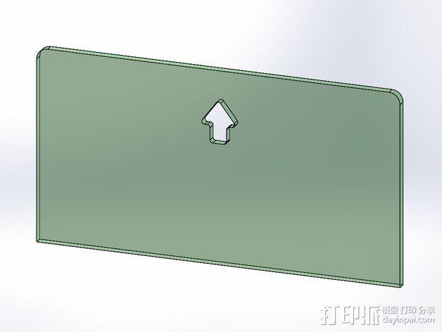可堆叠小盒 3D模型  图7