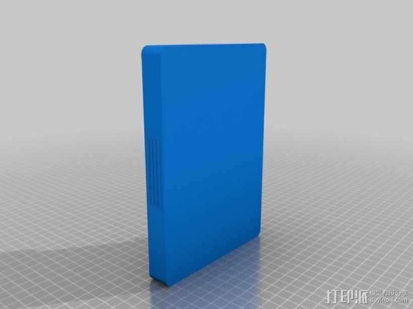 小型工具 工具盒 3D模型  图3