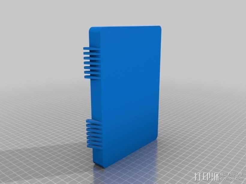 小型工具 工具盒 3D模型  图5