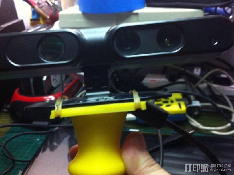 Generic 3D扫描仪底座/把手 3D模型  图1