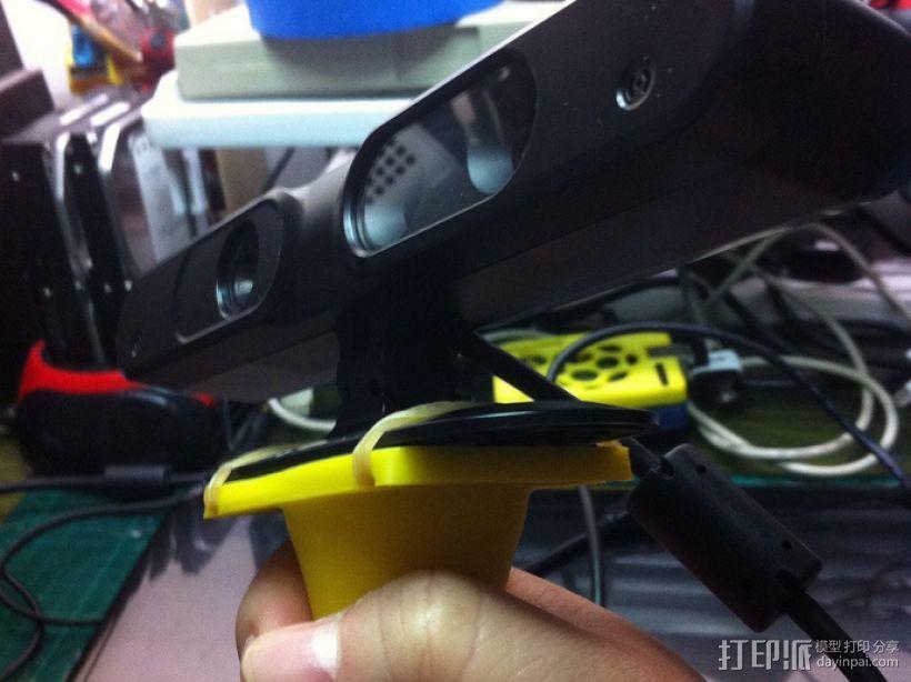 Generic 3D扫描仪底座/把手 3D模型  图3
