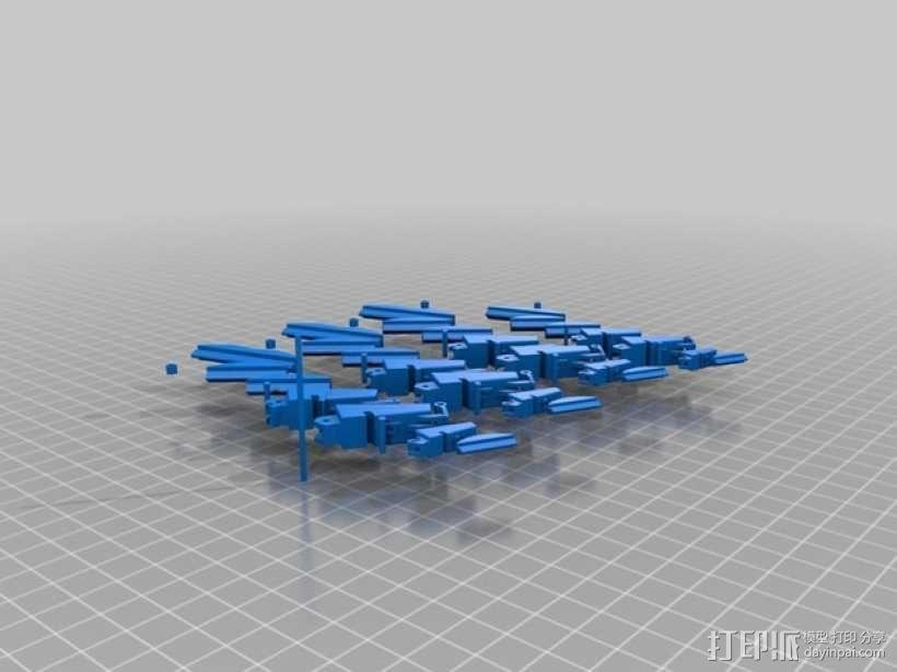 机械手  3D模型  图2