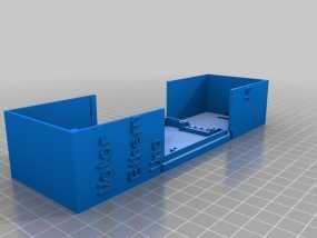 arduino电路板外壳  3D模型