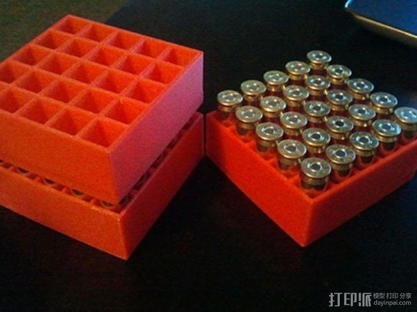 可堆叠弹药箱 3D模型  图2