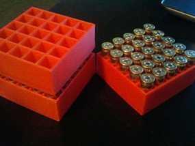可堆叠弹药箱 3D模型