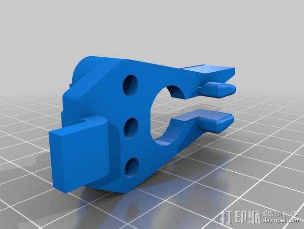 Raaco工具架 3D模型  图3