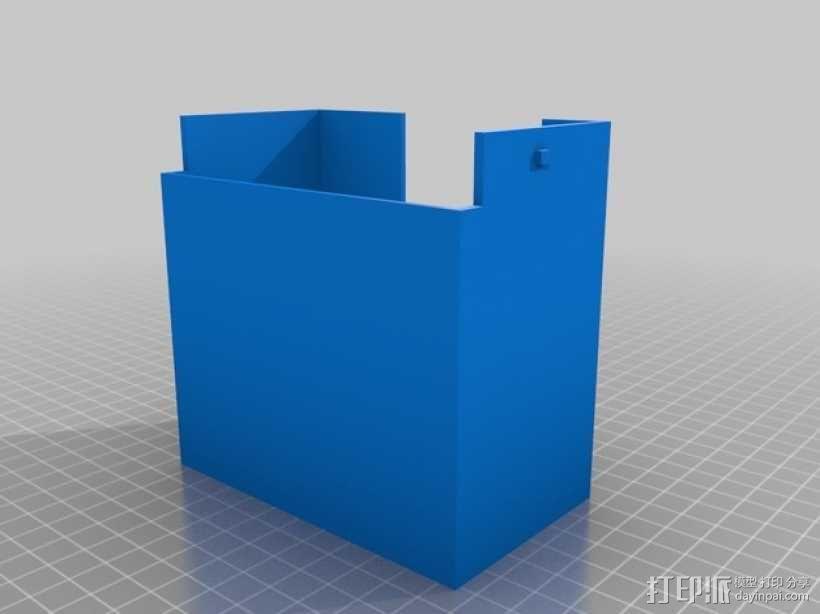 Shapeoko 2主轴速度控制器 外壳 3D模型  图2