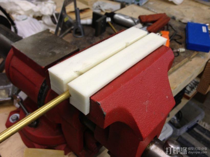 台钳 卡爪 3D模型  图5
