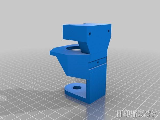 木质浮雕图片 3D模型  图2