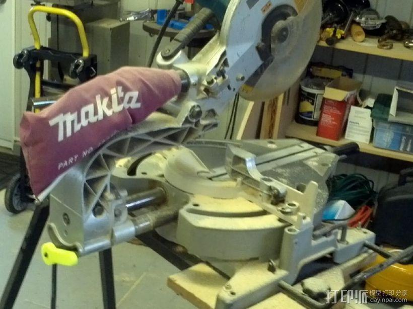 可调节的螺栓把手 3D模型  图7