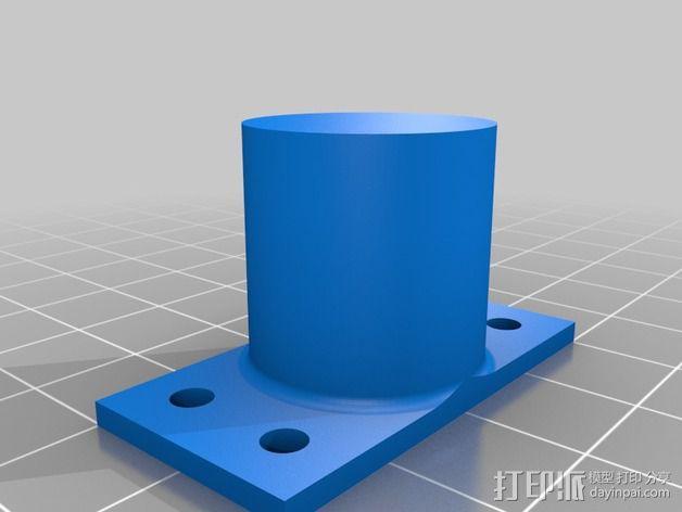 球形支架 3D模型  图4
