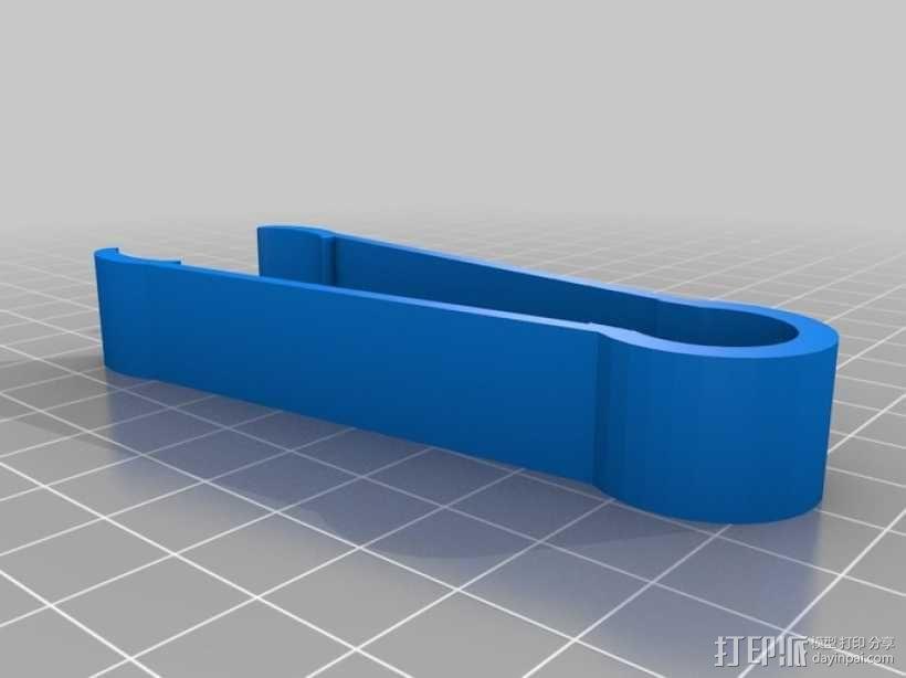 钳子 3D模型  图1