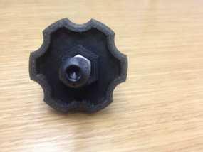 定制化螺母旋钮 3D模型