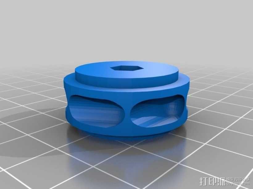 BB棘轮  3D模型  图3