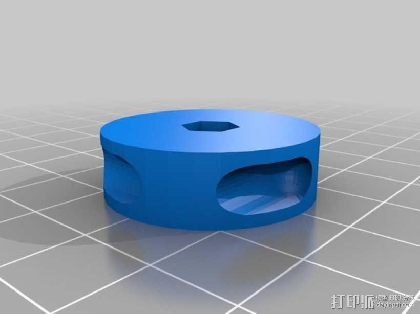 BB棘轮  3D模型  图7