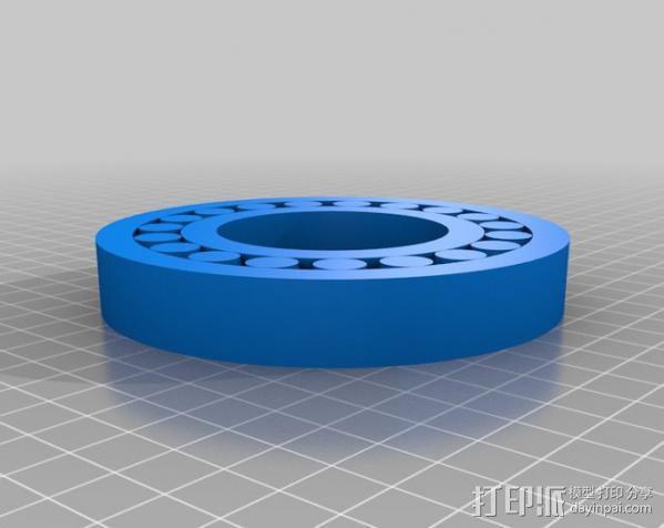 齿轮 3D模型  图3