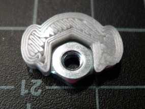 螺母紧固装置 3D模型