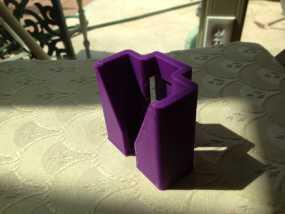 听诊器固定架 3D模型