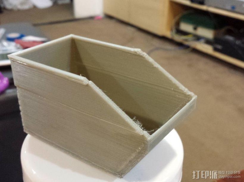 可堆叠小盒 3D模型  图4