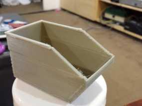 可堆叠小盒 3D模型