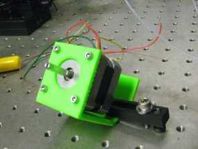 Nema 17步进电机固定夹 3D模型