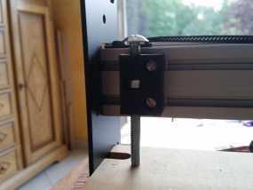 ShapeOko设备 水平校准装置 3D模型