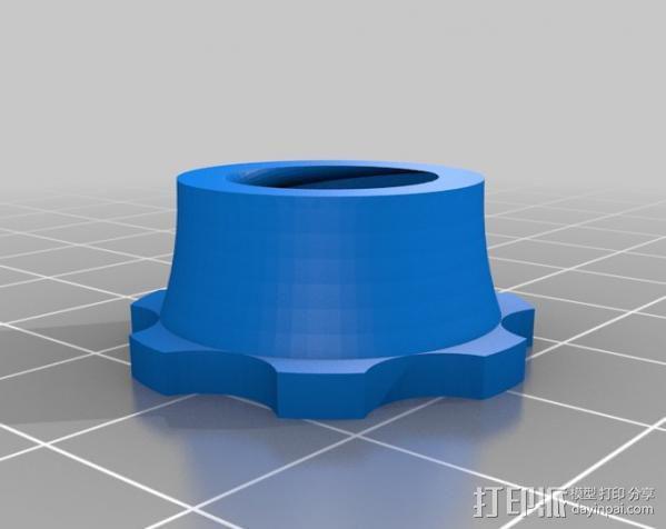 简易卡尺 3D模型  图4