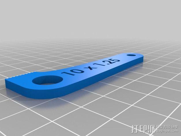螺纹量规 套件 3D模型  图11