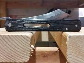 Higonokami 刀柄 3D模型