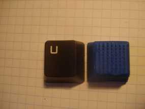 键盘 按键键帽 3D模型