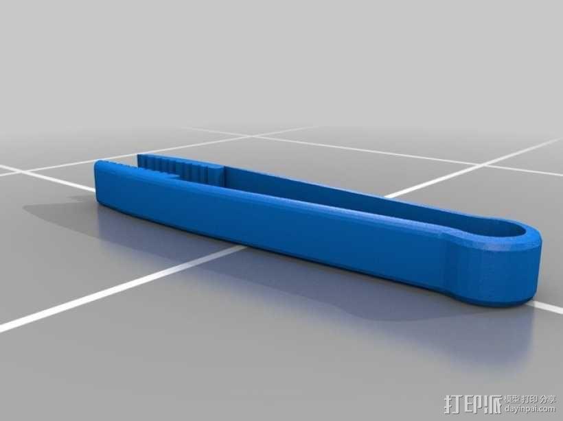 多功能钳子 3D模型  图1
