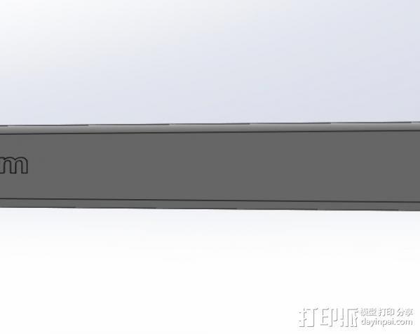 扳手 3D模型  图3