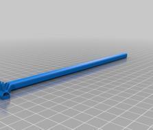 痒痒挠/搔背器 3D模型