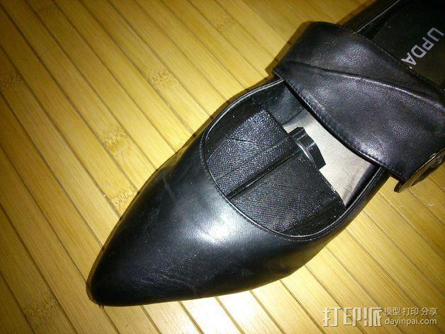 鞋撑 3D模型  图2