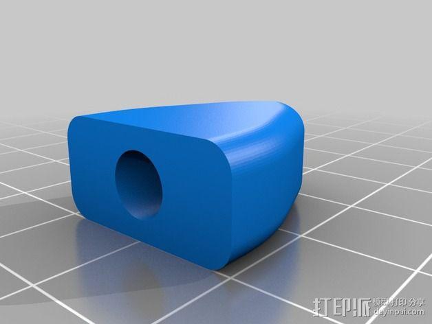 鞋撑 3D模型  图4