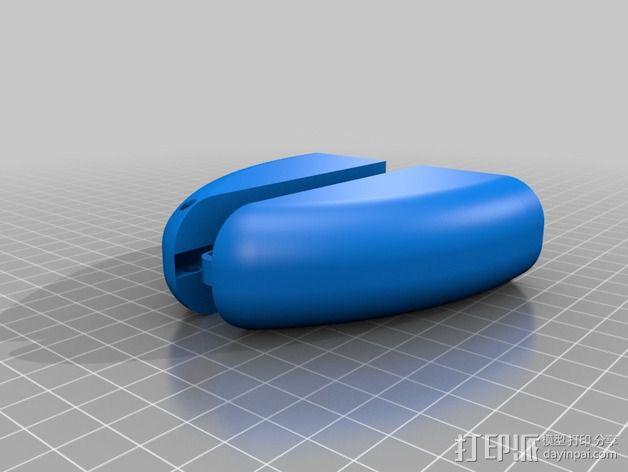 鞋撑 3D模型  图5