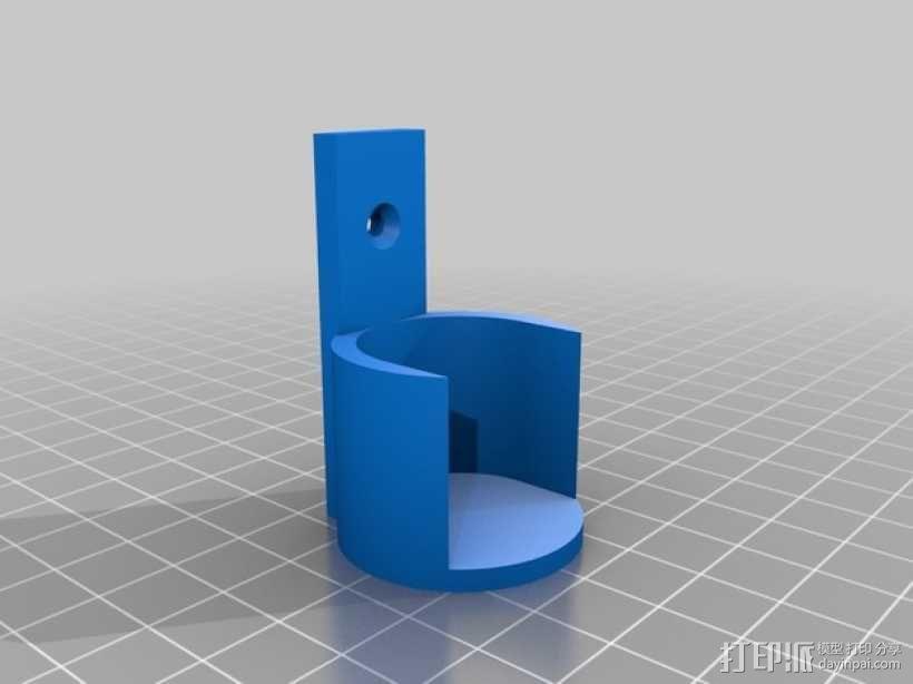 定制化工具夹 3D模型  图7