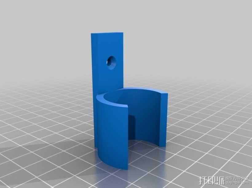 定制化工具夹 3D模型  图6